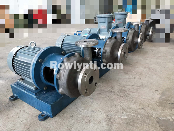 Direct Connection Titanium Pump YCL Discharge Pump