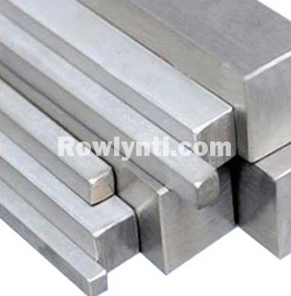 Titanium Bar And Titanium Alloy Flat Bar