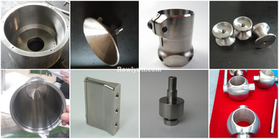 Grade1 GR1 Titanium Machined Parts